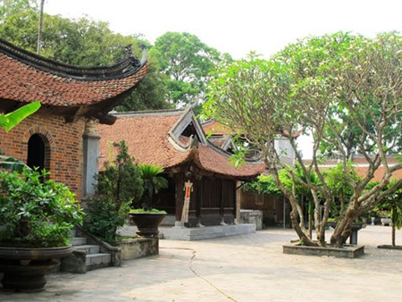 La pagode Vinh Nghiem classee patrimoine national special hinh anh 1