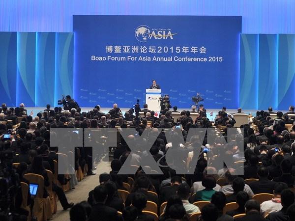 Le Vietnam participera aux conferences en Chine hinh anh 1