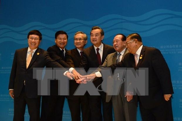 Le Vietnam est dynamique dans l'acceleration de la cooperation Mekong-Lancang hinh anh 1
