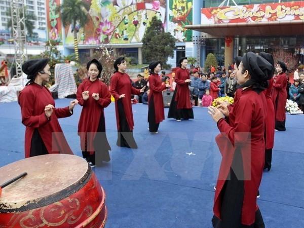 Le chant Xoan veut sortir de la liste des patrimoines a preserver d'urgence hinh anh 1