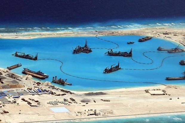 La presse sud-coreenne denonce la militarisation par la Chine de la Mer Orientale hinh anh 1