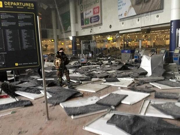 Attentats a Bruxelles : numeros d'aides pour les citoyens vietnamiens hinh anh 1