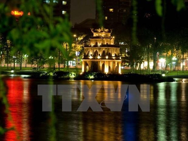 Hanoi parmi les 25 meilleures destinations du monde hinh anh 1