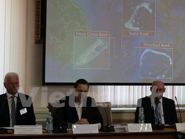 Les chercheurs russes demasquent les actions de la Chine en Mer Orientale hinh anh 1