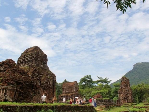 Presentation d'un documentaire sur le sanctuaire de My Son hinh anh 1