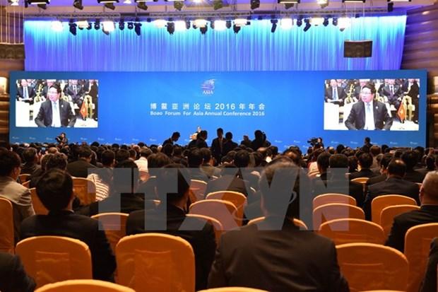 Ouverture de la conference annuelle du Forum de Boao pour l'Asie hinh anh 1