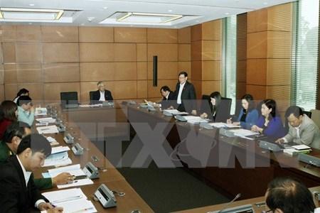 AN : debat en groupes sur les rapports de fin de mandat hinh anh 1