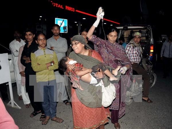 Le Vietnam proteste avec vehemence contre les attaques a la bombe au Pakistan hinh anh 1