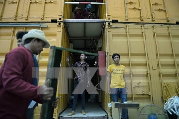ASEAN : renforcement de la cooperation subregionale dans le travail hinh anh 2