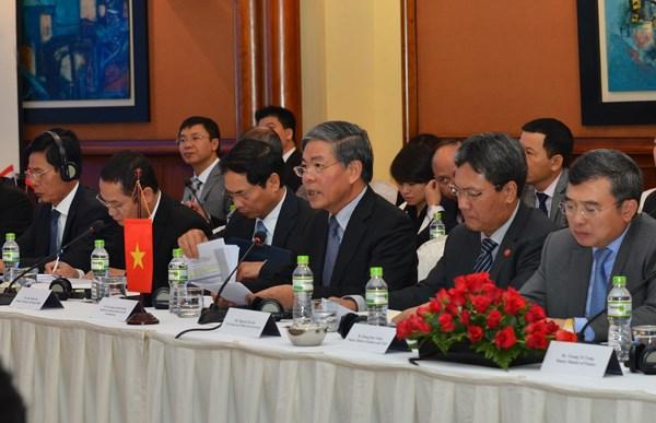 Vietnam et Pays-Bas reunis sur le changement climatique et la gestion de l'eau hinh anh 2