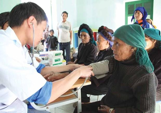 Assurance sociale: renforcement des soins de sante pour les personnes agees hinh anh 1