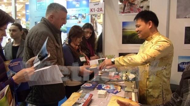 Promotion du tourisme vietnamien en Ukraine hinh anh 1