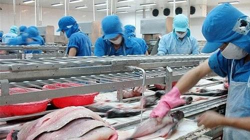 Le Vietnam maintient son excedent commercial avec les Etats-Unis hinh anh 1