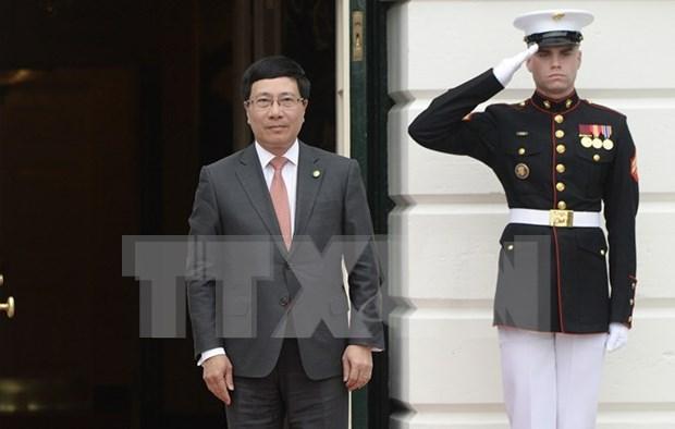 Sommet a Washington : le Vietnam participe a la discussion sur les menaces de la securite nucleaire hinh anh 1