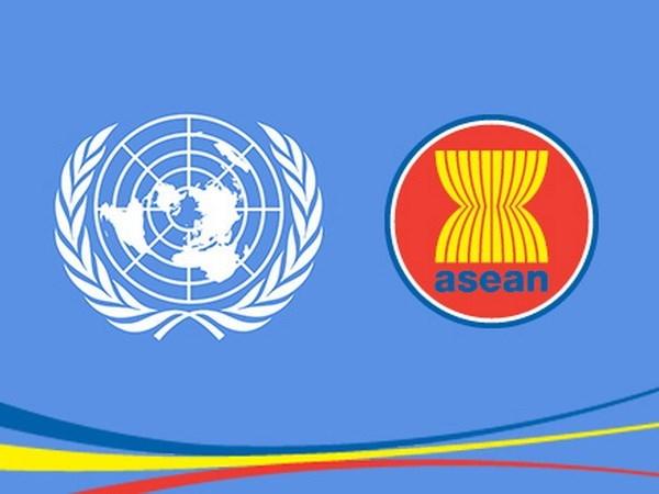 Les secretariats de l'ASEAN et de l'ONU renforcent leur collaboration hinh anh 1