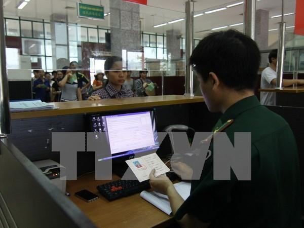 Vietnam-Chine : cooperation dans la sensibilisation sur la loi relative a la frontiere hinh anh 1
