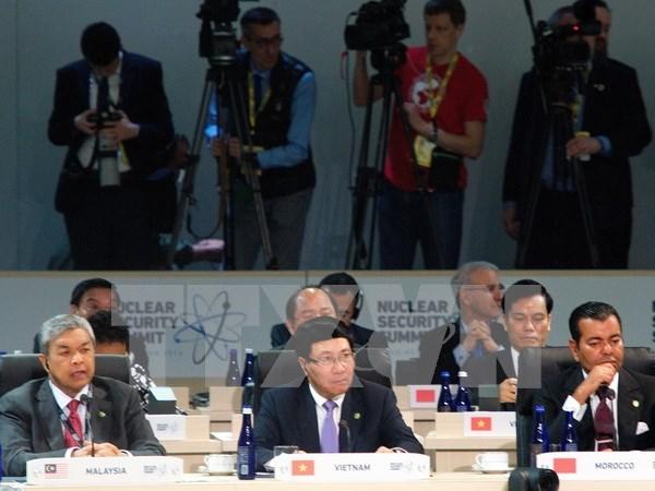Le Vietnam soutient les efforts de non-proliferation des armes nucleaires hinh anh 1