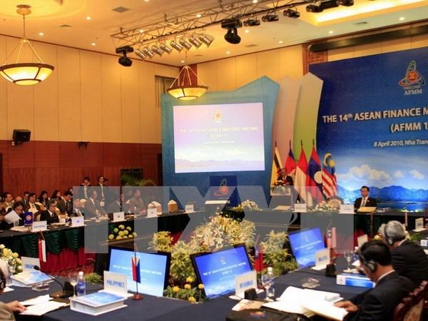 Les ministres des finances de l'ASEAN se reuniront au Laos hinh anh 1