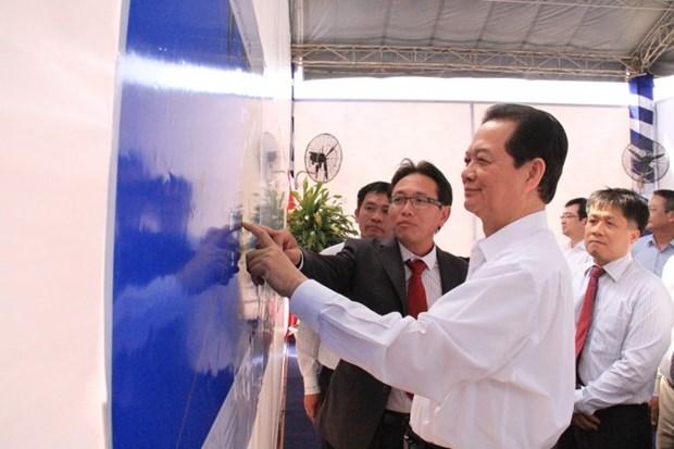 Demarrage du projet de grand gazoduc au Sud du Vietnam hinh anh 1