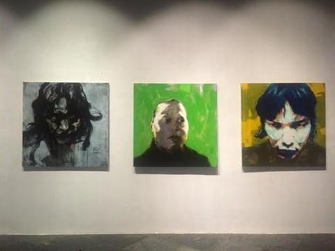 Afflux d'arts contemporains a Hanoi hinh anh 1