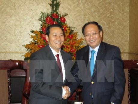 Investissement : la province laotienne de Xaysomboun presente ses potentiels hinh anh 1