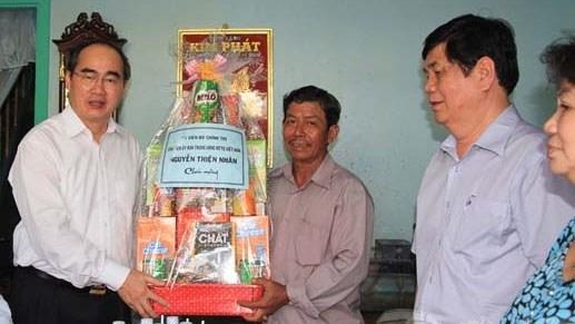 Rencontre des Khmers a l'occasion de la fete traditionelle Chol Chnam Thmay hinh anh 1