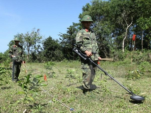 Le Vietnam a la Journee internationale de sensibilisation au probleme des mines a Geneve hinh anh 1