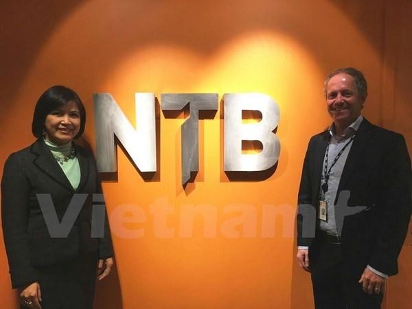 L'agence de presse norvegienne NTB souhaite cooperer avec la VNA hinh anh 1