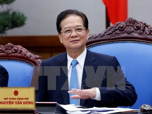 Les deputes discutent sur la liberation de ses fonctions du Premier ministre hinh anh 1