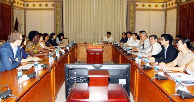 La BM continue d'aider Ho Chi Minh-Ville a developper ses infrastructures hinh anh 1