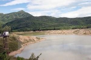 Un projet de rehabilitation des reservoirs est lance a Khanh Hoa avec l'aide de la BM hinh anh 1