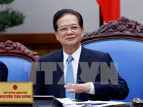 AN : la liberation de Nguyen Tan Dung de ses fonctions de PM a l'ordre du jour hinh anh 1