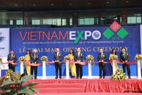 Bientot la foire Vietnam Expo 2016 a Hanoi hinh anh 1