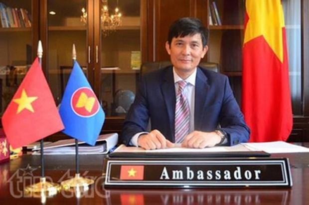 Forum sur la connectivite de l'ASEAN en Indonesie hinh anh 1