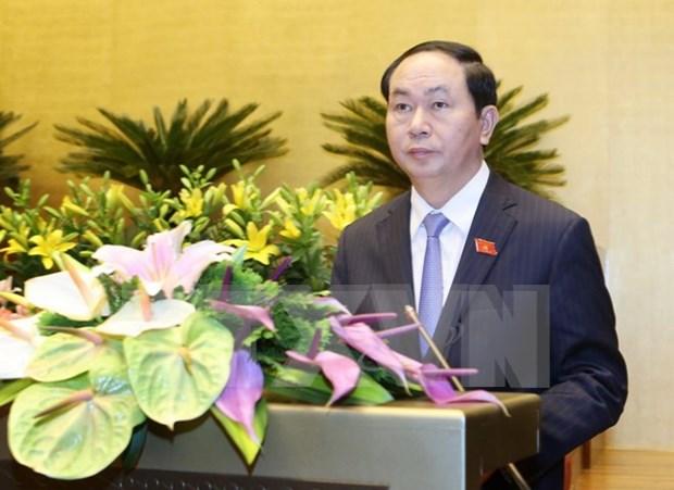 AN : proposition sur la liberation de plusieurs dirigeants de leurs fonctions hinh anh 1