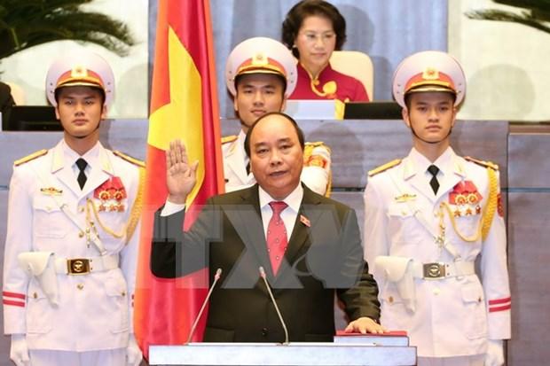 Biographie du nouveau Premier ministre Nguyen Xuan Phuc hinh anh 1