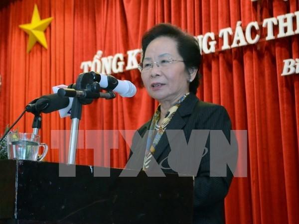 L'AN adopte la liberation de certains dirigeants de leurs fonctions hinh anh 1