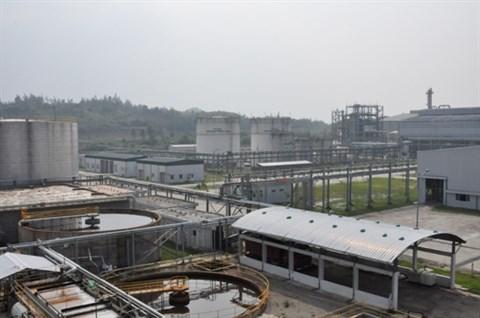 L'usine de biocarburant Dung Quat ferme temporairement ses portes hinh anh 1
