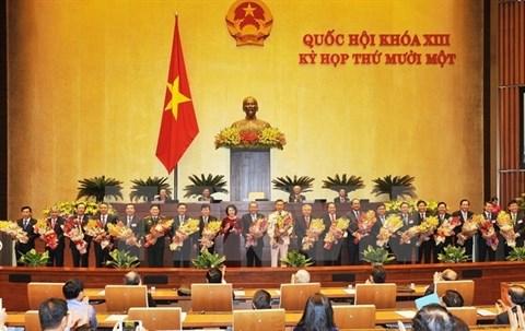 L'Assemblee nationale avalise la composition du nouveau gouvernement hinh anh 1