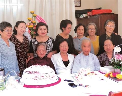 Rencontre avec Ngo Thi Hai, une aide-soignante centenaire hinh anh 2