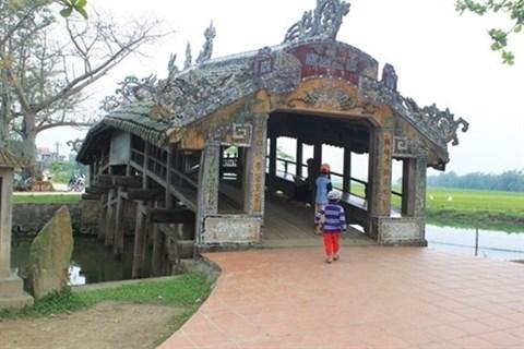 Quatre ponts couverts impressionnants au Vietnam hinh anh 2