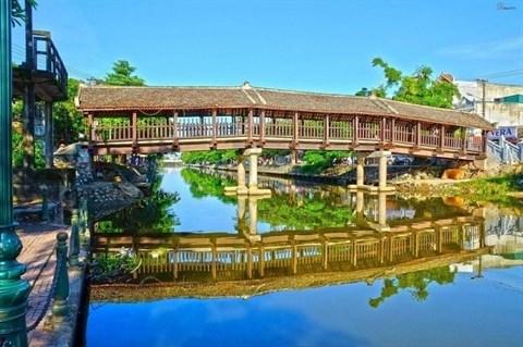 Quatre ponts couverts impressionnants au Vietnam hinh anh 4