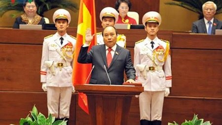 Priorites du nouveau gouvernement hinh anh 1