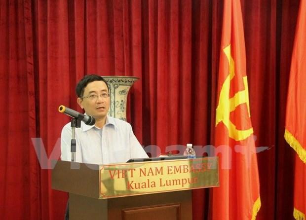 Les Vietnamiens de Malaisie s'orientent vers leur pays d'origine hinh anh 1