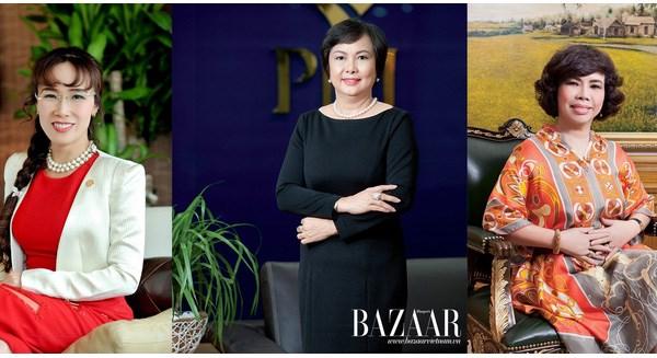 Trois Vietnamiennes dans le top 50 des femmes les plus puissantes d'Asie hinh anh 1