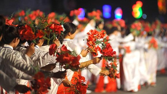 Preparation du 5e Festival des flamboyants rouges de Hai Phong 2016 hinh anh 1