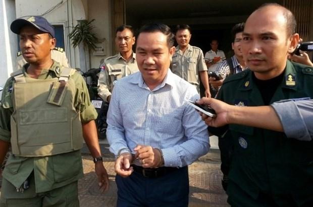 Cambodge : un depute inculpe pour