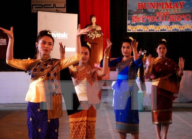 La haute delegation du PCV au Sud Laos hinh anh 1