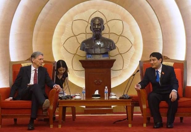 Le Royaume-Uni soutient le Vietnam en matiere de politiques de la jeunesse hinh anh 1