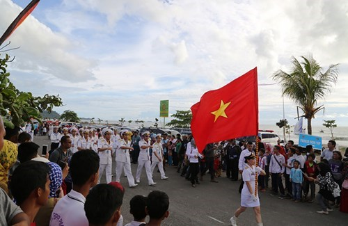 La Marine vietnamienne